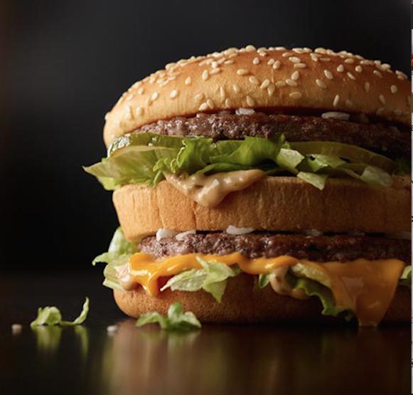 Mcdonald 39 s is finally giving out its big mac sauce - Fast good cuisine big mac ...
