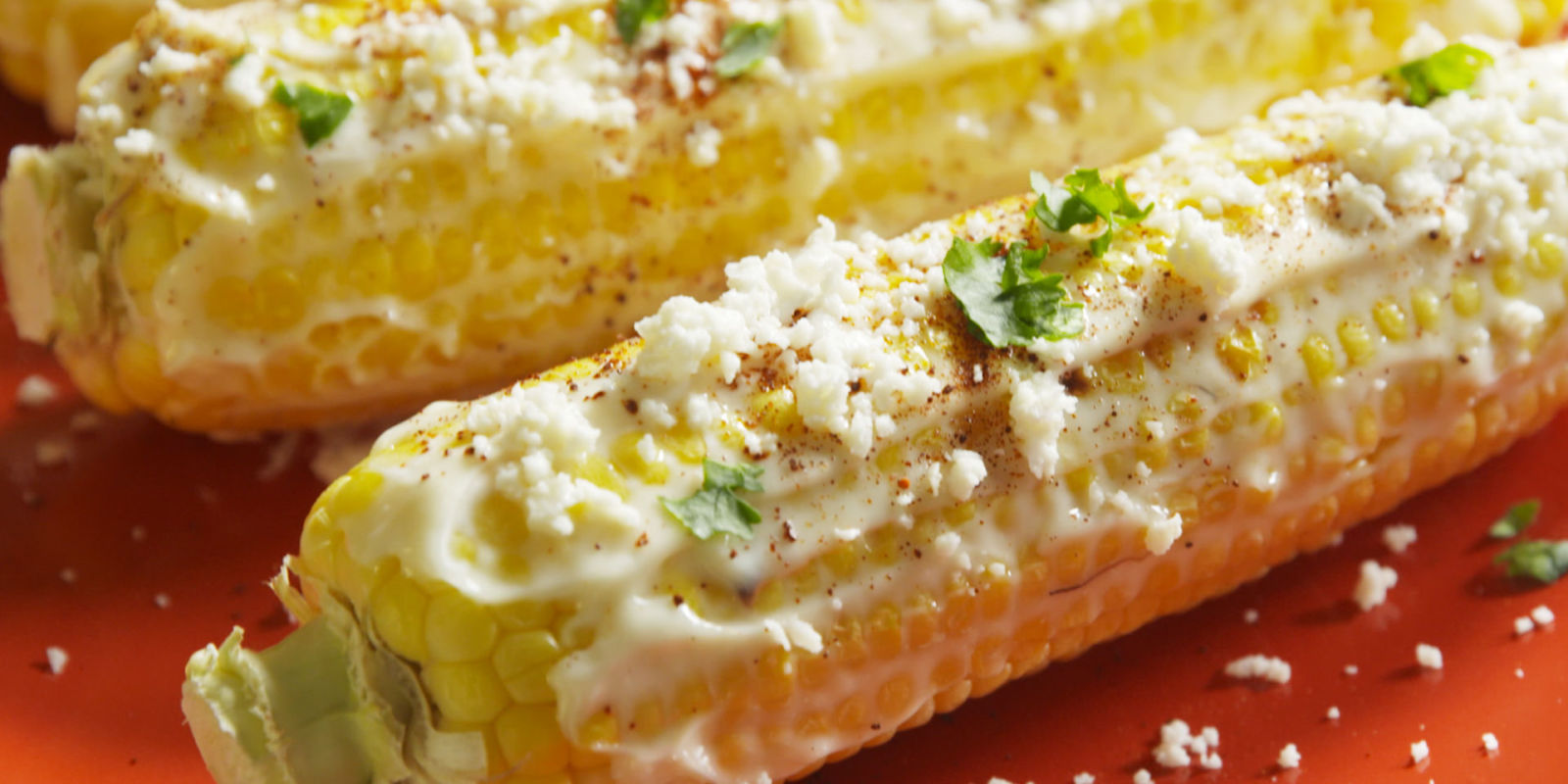 Best Mexican Street Corn Recipe - How To Make Elote - Delish.com