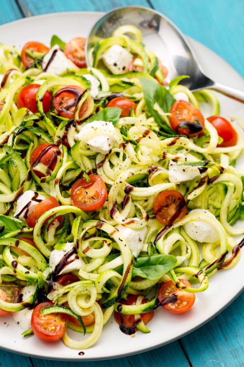 You won't miss the carbs. Get the recipe fromDelish.