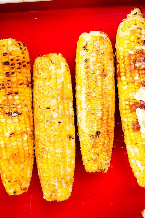 Как сделать кукурузу как на море