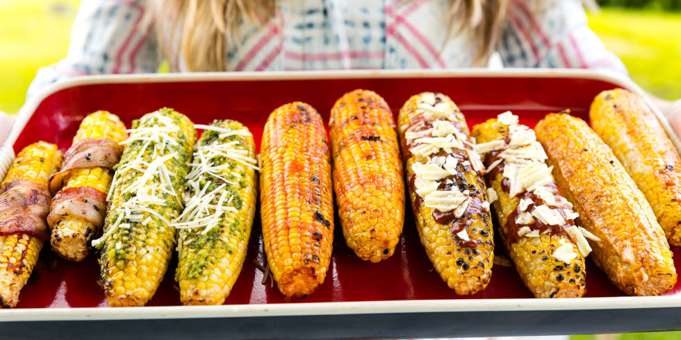 6 best grilled corn on the cob recipes how to grill corn toppings 06 photos ccuart Gallery