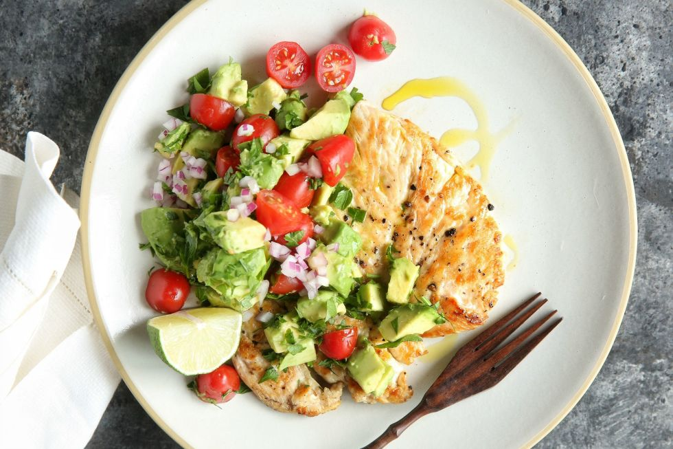 Quick and easy summer lunch recipes