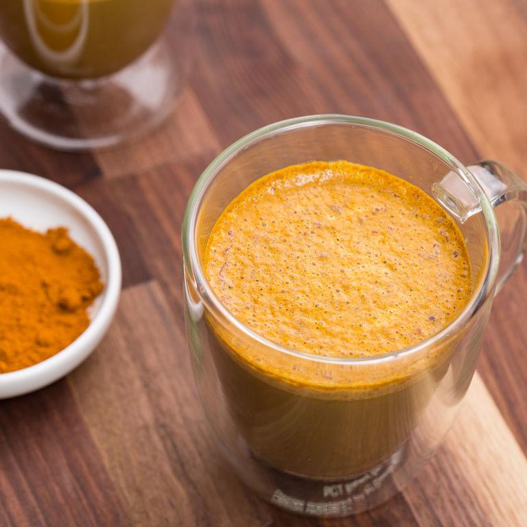 Best Golden Milk Latte Recipe