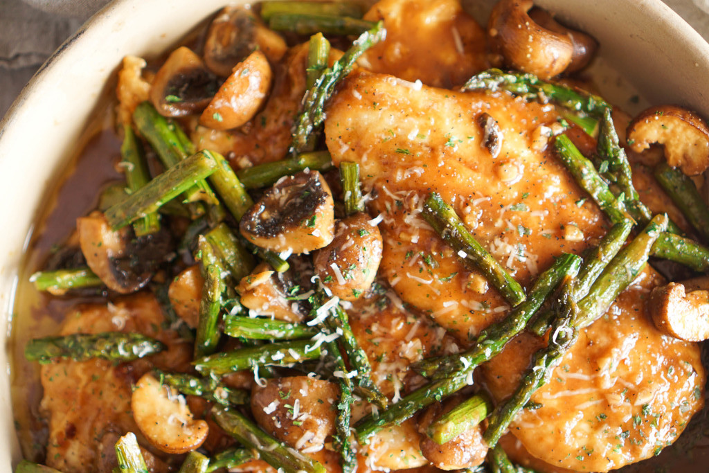 12 easy chicken marsala recipes how to make chicken - Olive garden bailey s crossroads ...