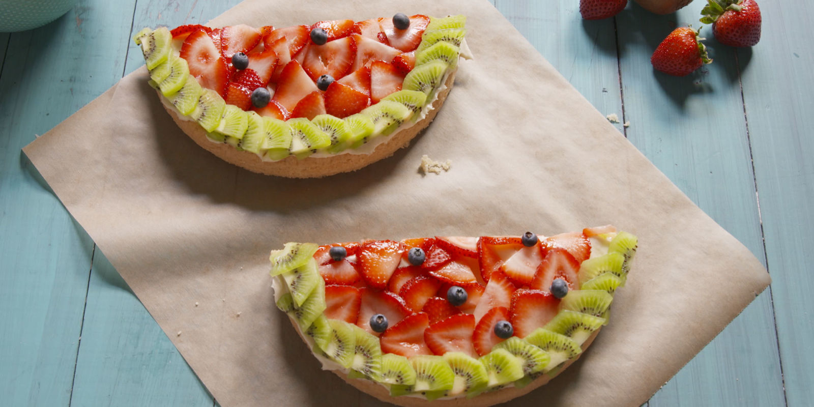 Watermelon Cookie Pie - Delish.com