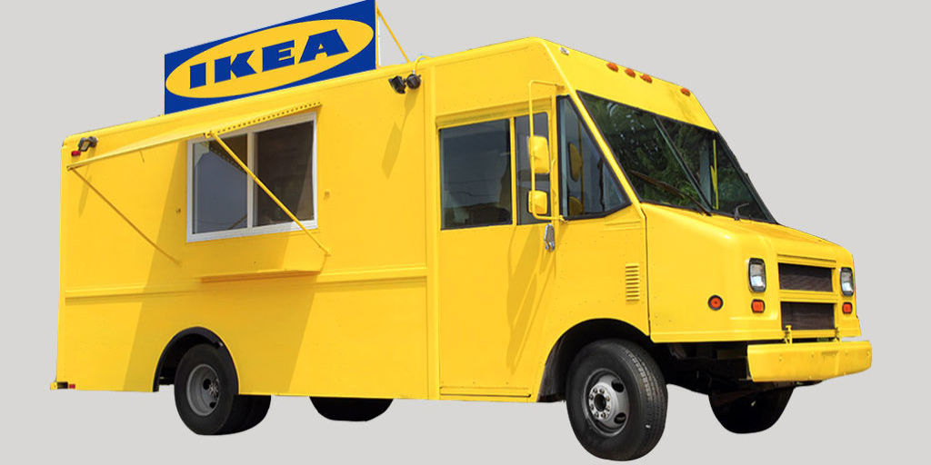 ikea food truck tour dates where to find ikea food truck. Black Bedroom Furniture Sets. Home Design Ideas