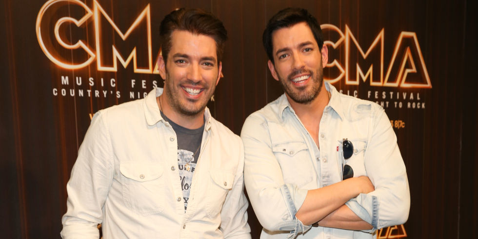 property brothers drew and jonathan scott - Drew Scott