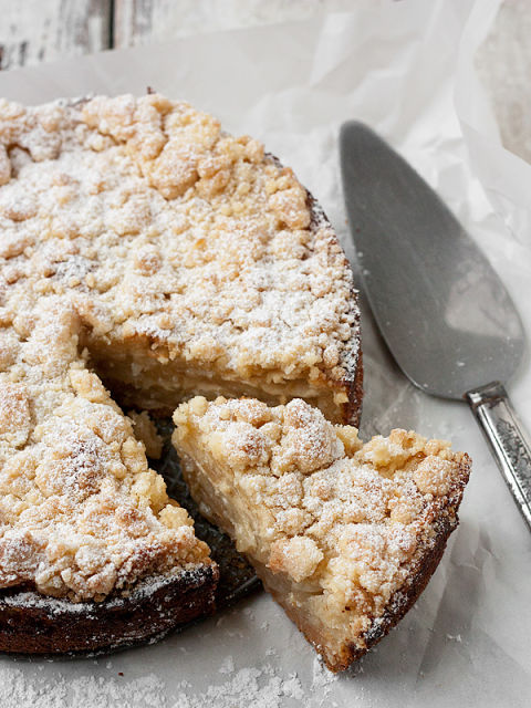 Can everything in life just have a crumb topping? Get the recipe from Seasons & Suppers.