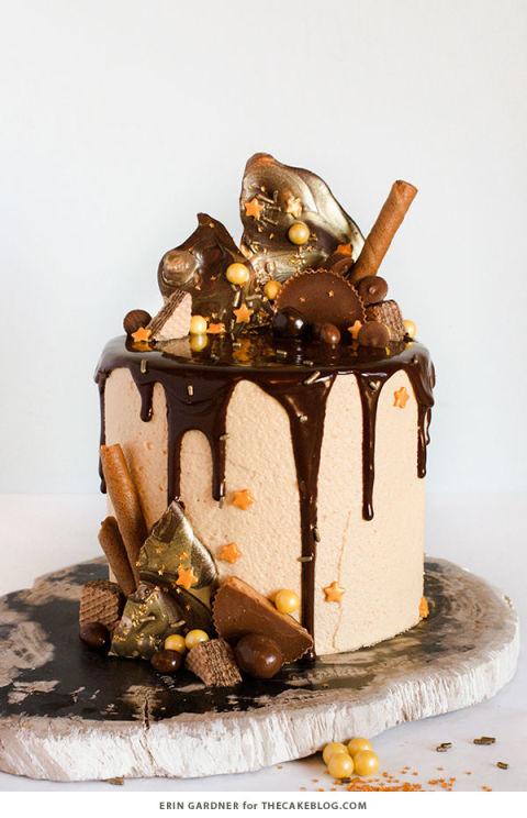20 Candy Cake Recipes How To Make A Candy Cake Delish Com