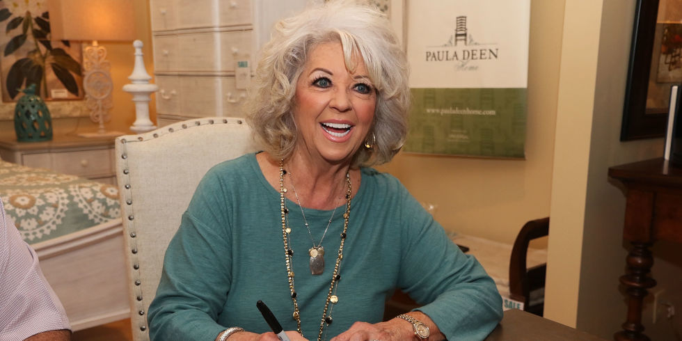 You for paula deen nude