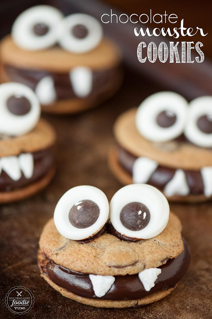50+ Easy Halloween Desserts - Recipes for Halloween Party Dessert ...