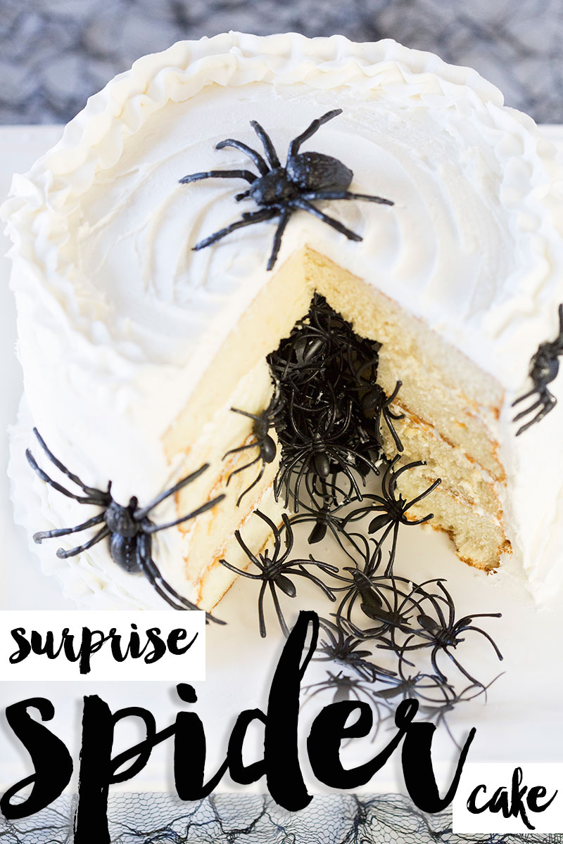 20 easy halloween cakes recipes and ideas for decorating halloween cake delishcom - Simple Halloween Cake Decorating Ideas