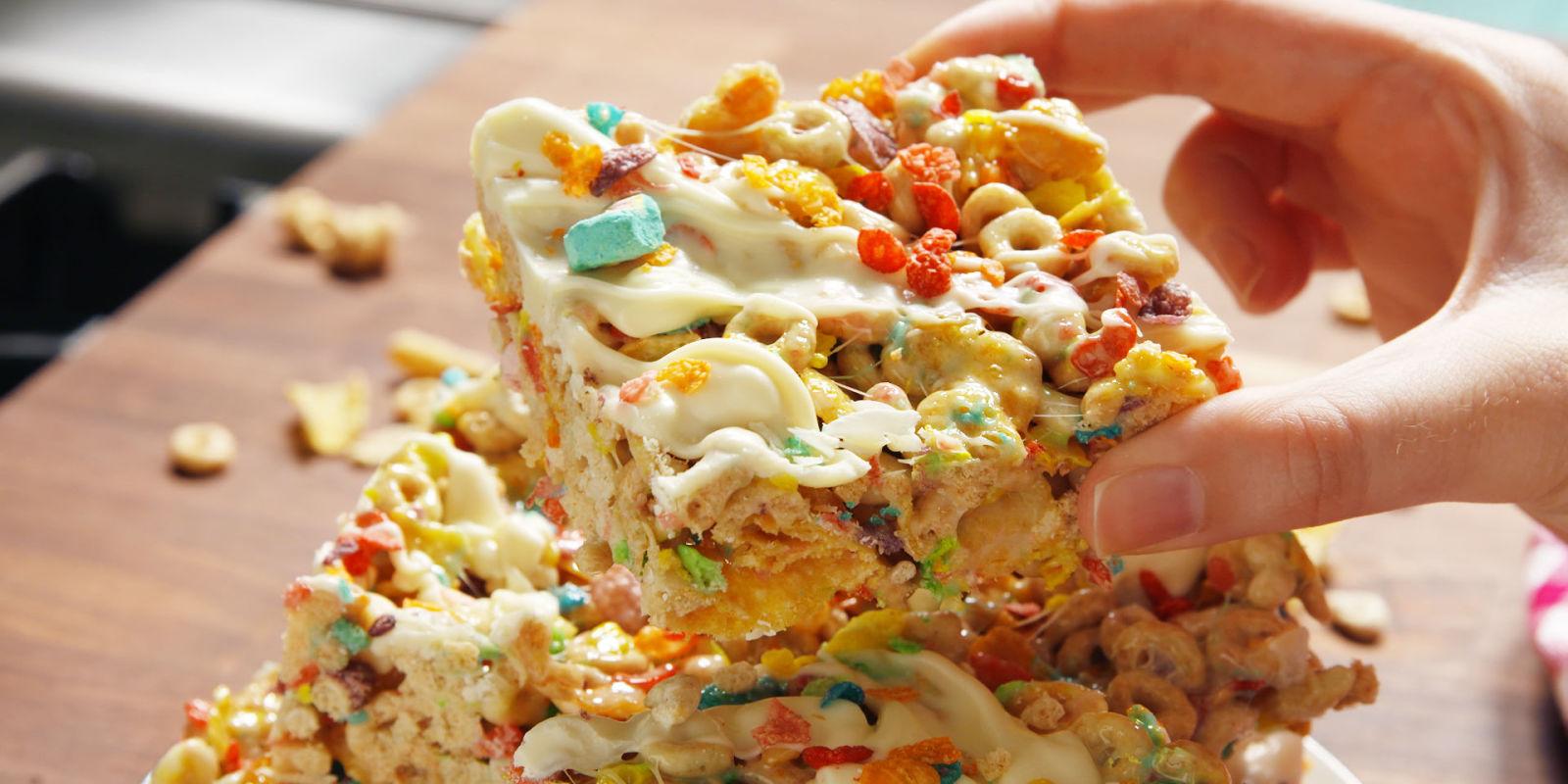 20 easy dessert recipes for kids best kid friendly for Easy dinner recipes for kids to make
