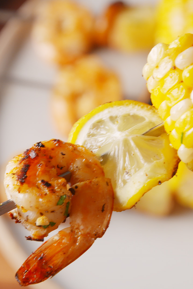 Shrimp boil on a stick recipe delish forumfinder Gallery