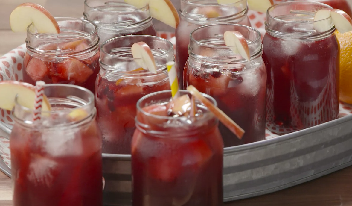 how to make best sangria recipe