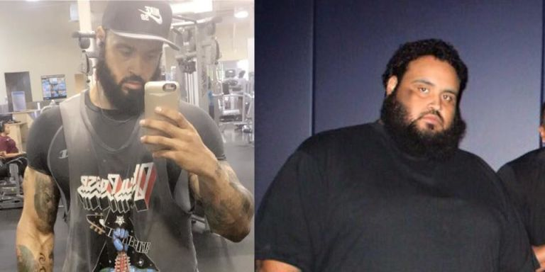 Retired athletes weight loss are