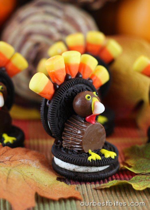 16 Turkey Treats