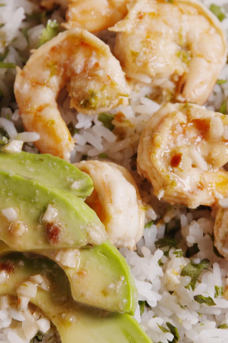 Best Cilantro Lime Rice Bowls Recipe