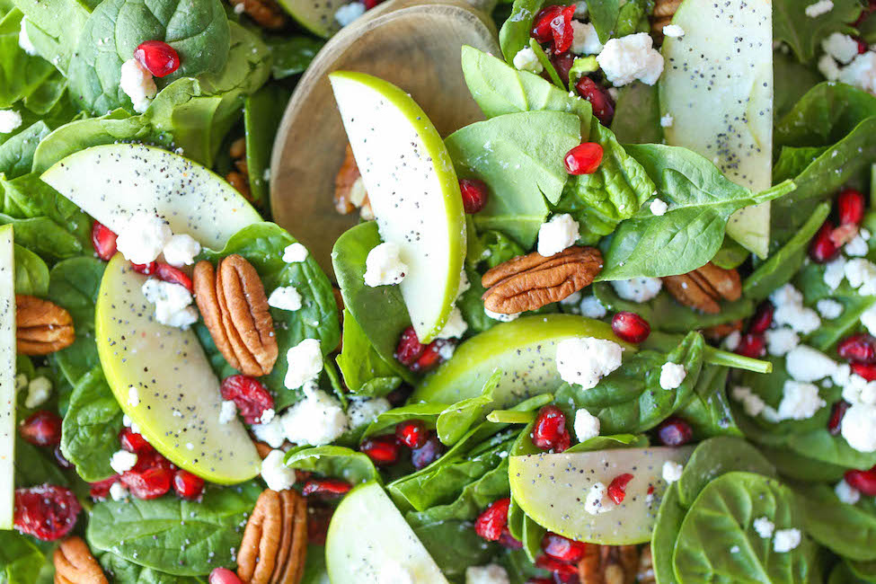 20 best thanksgiving salad recipes easy ideas for for Salas ideas