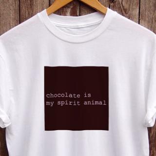Chocolate = life.