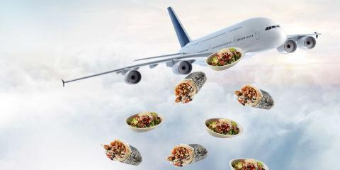 Chipotle Plane