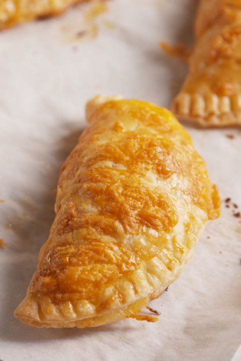 These savory pastries make the perfect handheld lunch. Get the recipe from Delish.