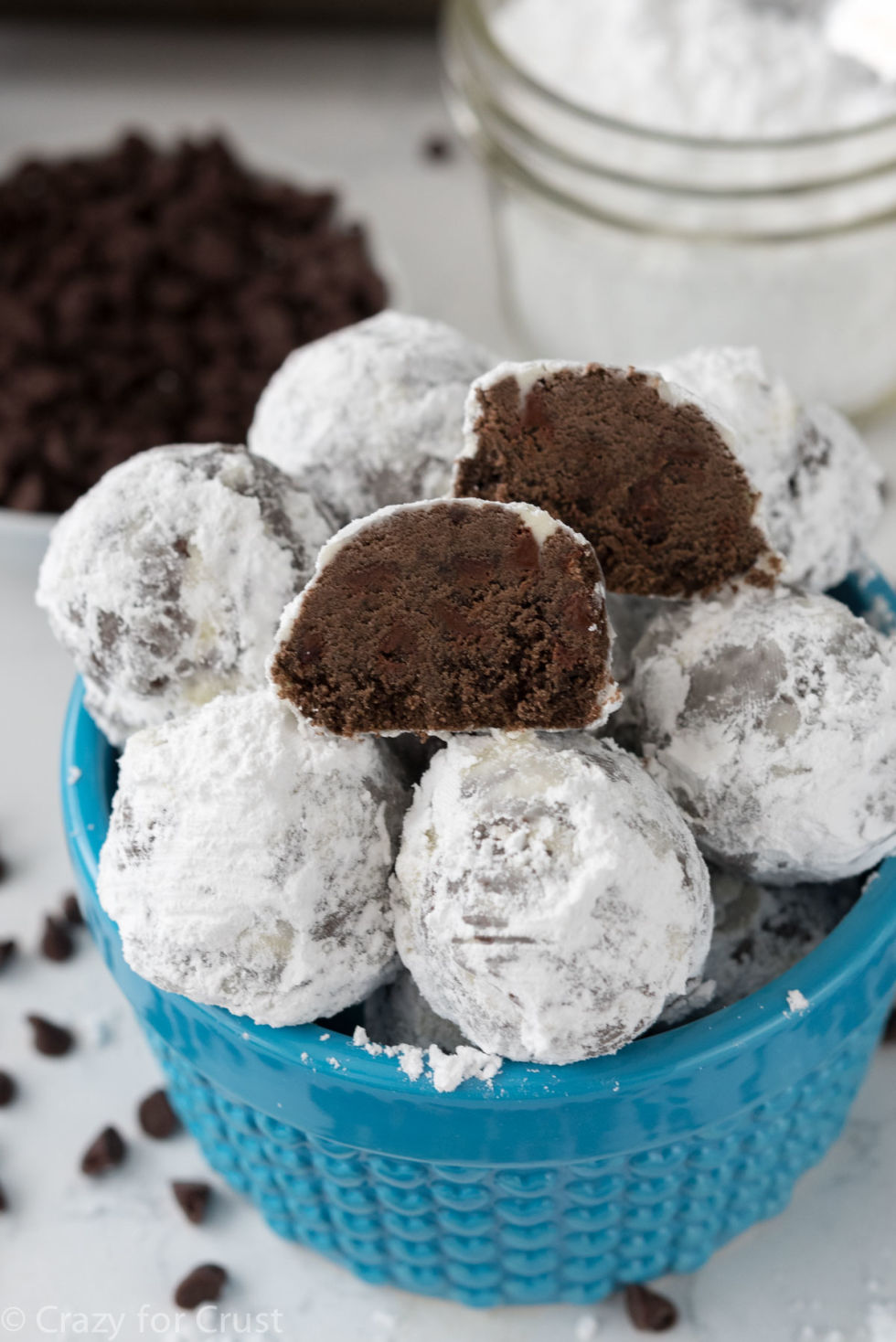 20 Best Snowball Cookies - Recipes for No Bake Cookie Balls—Delish.com