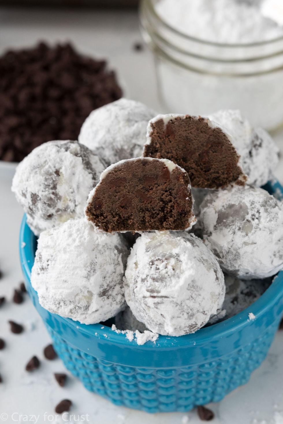 20 Best Snowball Cookies