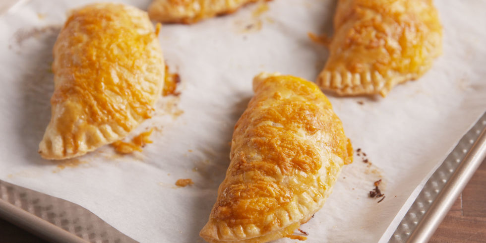 Broccoli Cheddar Hand Pies
