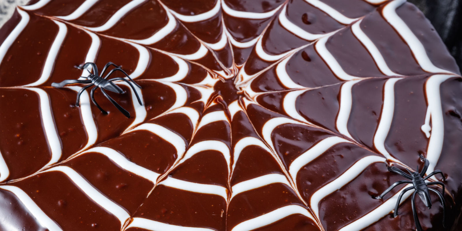 Spiderweb Cake Recipe Delish Com