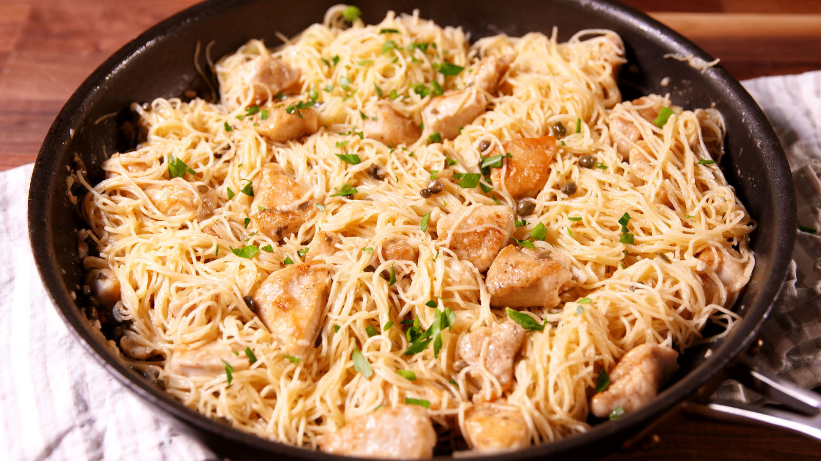 Easy chicken breast and noodles recipes