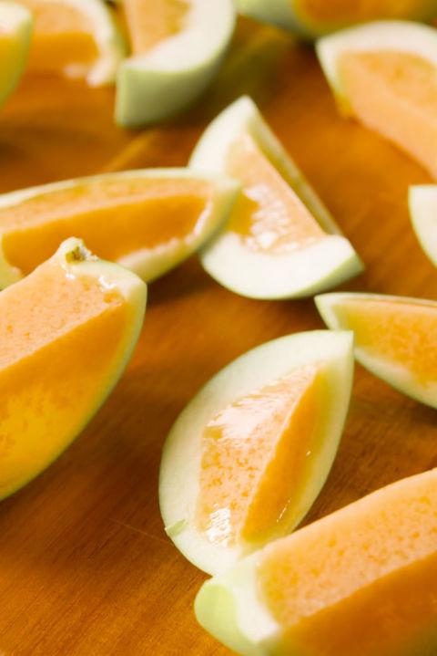 Caramel Apple Jello Shots Vertical