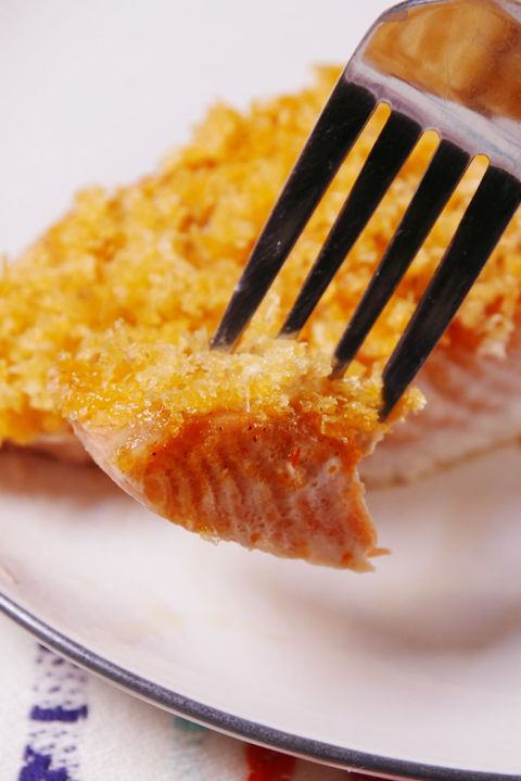 These fillets are on fire.  Get the recipe from Delish.