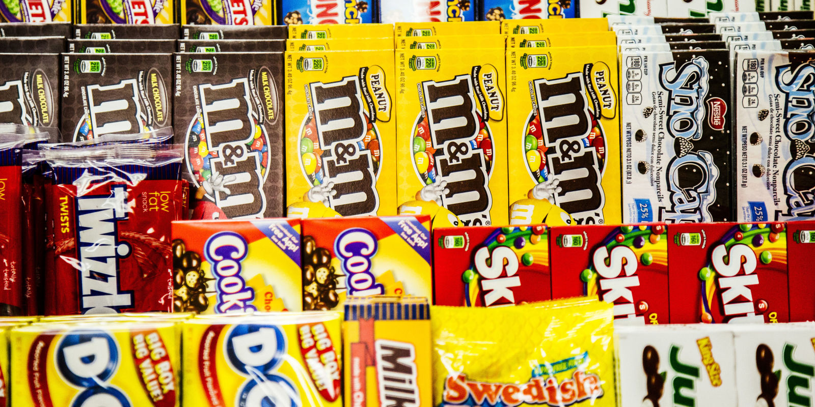 the most popular movie theater candy the year you were