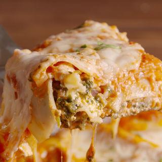 Easy, breezy, and insanely cheesy.