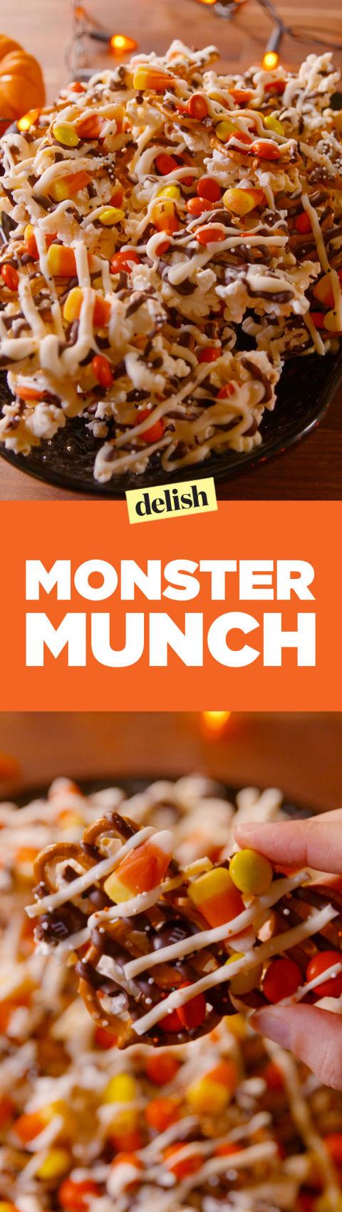 Monster Munch Pinterest