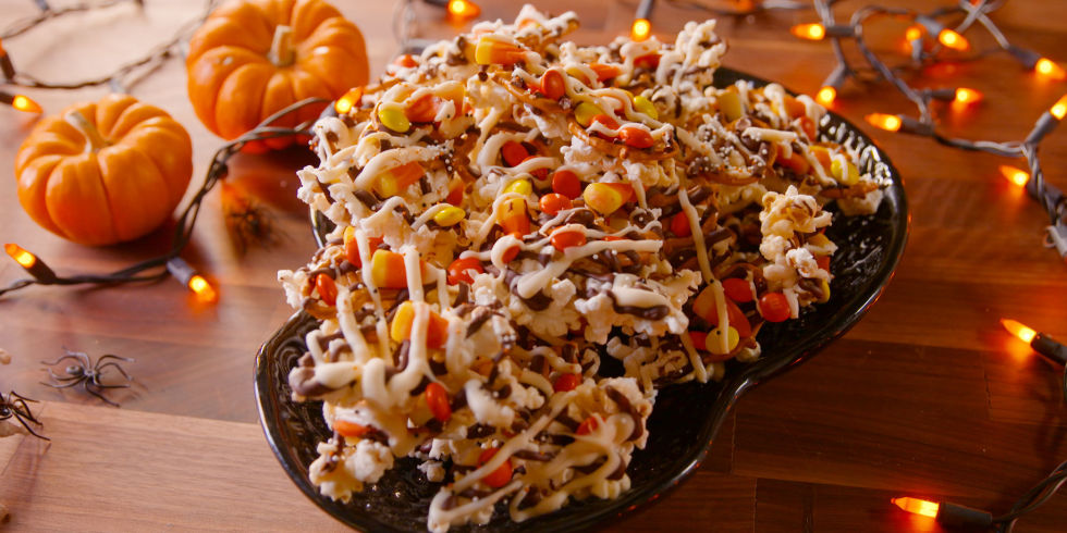 40+ Easy Halloween Party Treat Ideas - Best Recipes for Halloween ...