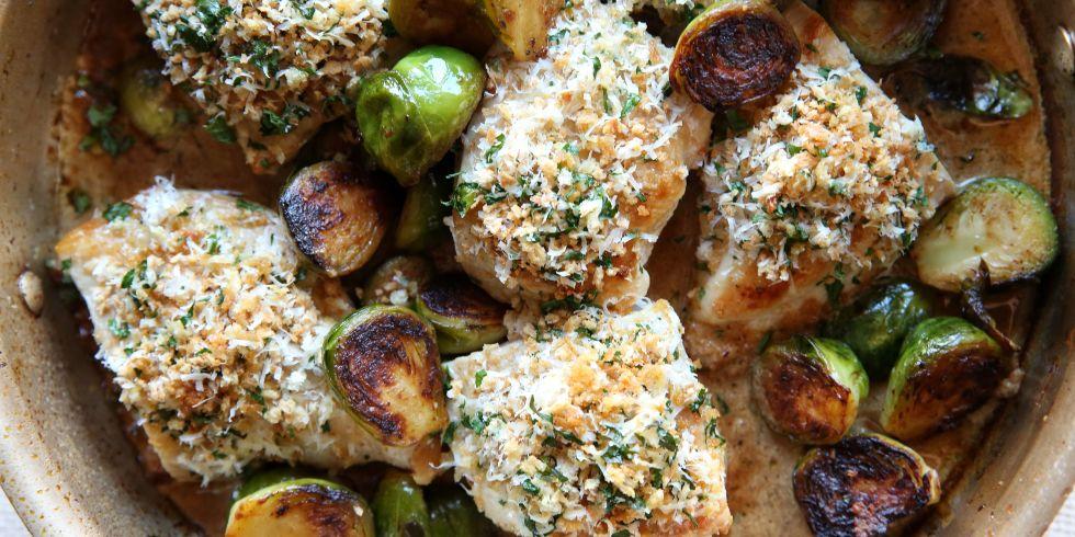Best parmesan chicken breast recipes
