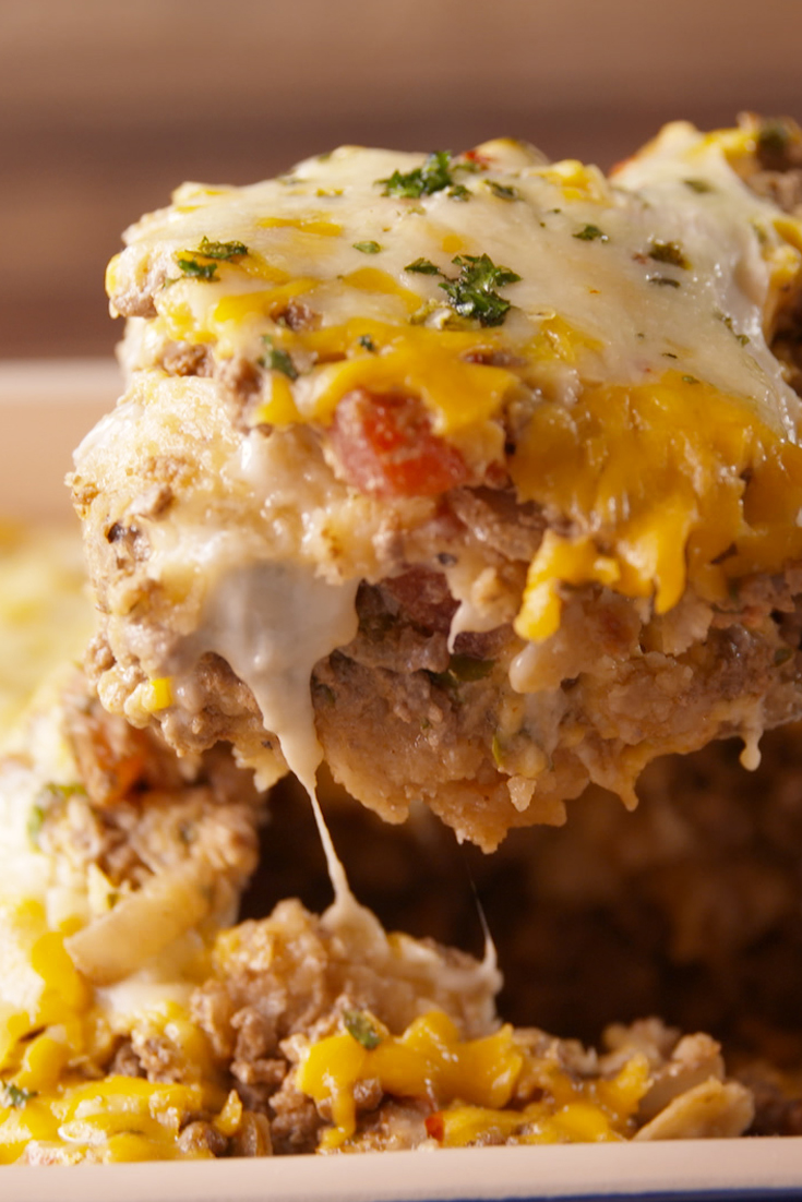 Easy Casserole Recipes For Dinner 4 Ingredients Meals