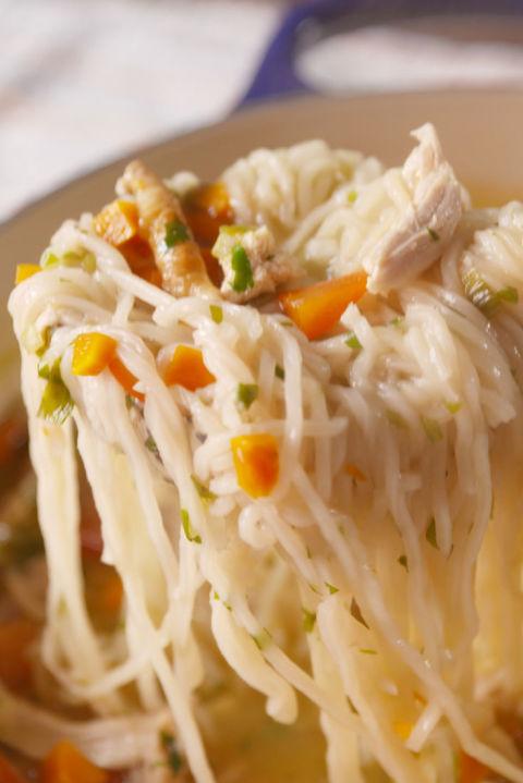 Ramen Chicken Noodle