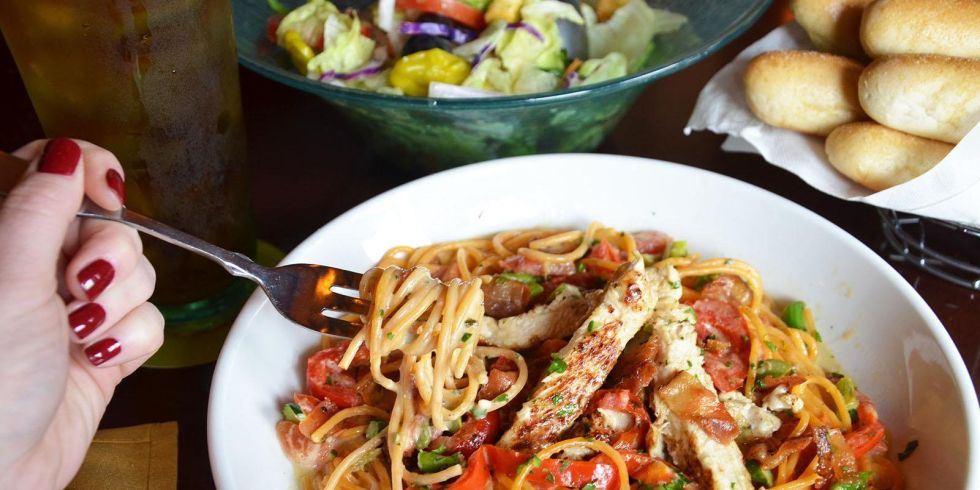 9 ordering hacks you need to try at olive garden - Olive Garden Valentines Day Special
