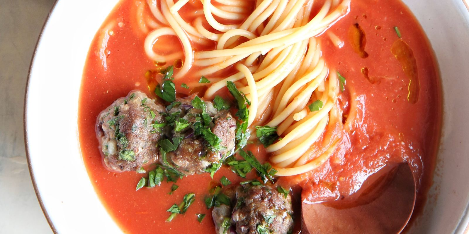 Sicilian Meatball SoupMeatball Pasta Recipes