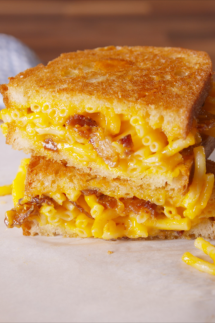 50+ Best Grilled Cheese Sandwich Recipes - How to Make ...