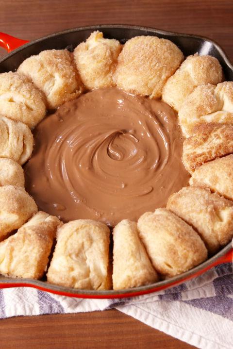 Chocolate Churro Dip