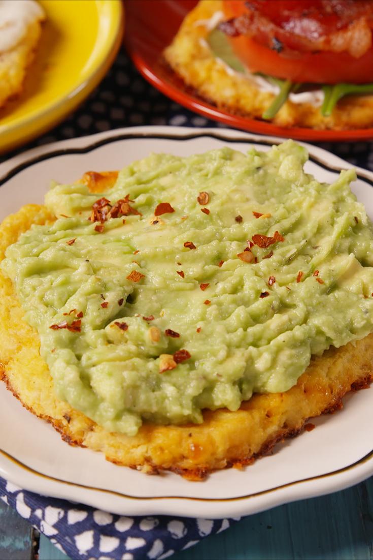 Best Cauliflower Toast Recipe How To Make Cauliflower Toast