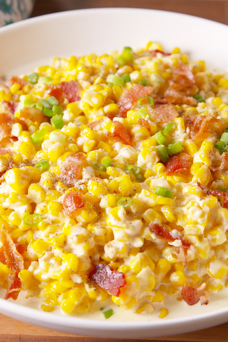 Slow-Cooker Creamed Corn Recipe-How To Make Slow-Cooker Creamed Corn ...