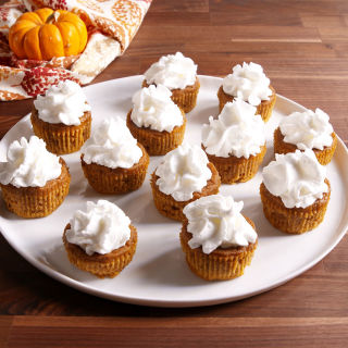 Have a Happy Thanksgiving! Related Thanksgiving Tips and Inspiration Here's an idea for your Thanksgiving appetizer array: Turn your cheese ball into a turkey. Explore our entire collection of Thanksgiving desserts and mini desserts. Take the stress out of the day by making Thanksgiving side dishes ahead of time.