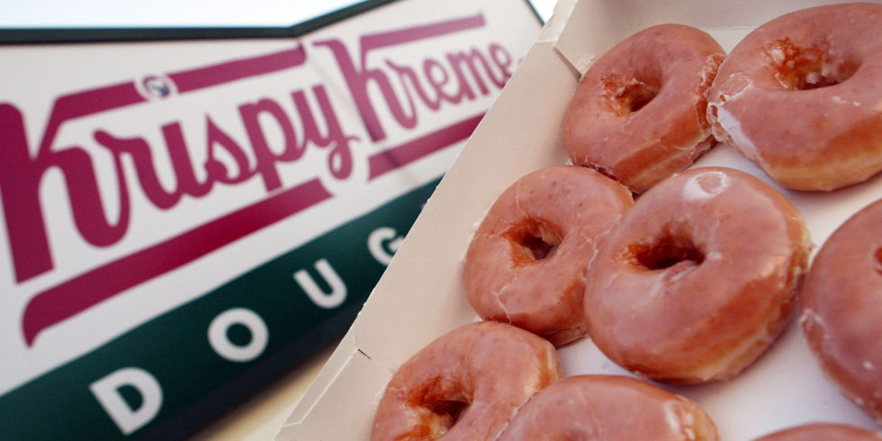 Krispy Kreme's Hot Light Does Not Mean What It Used To