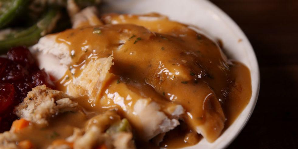 Best Turkey Gravy Recipe Ever