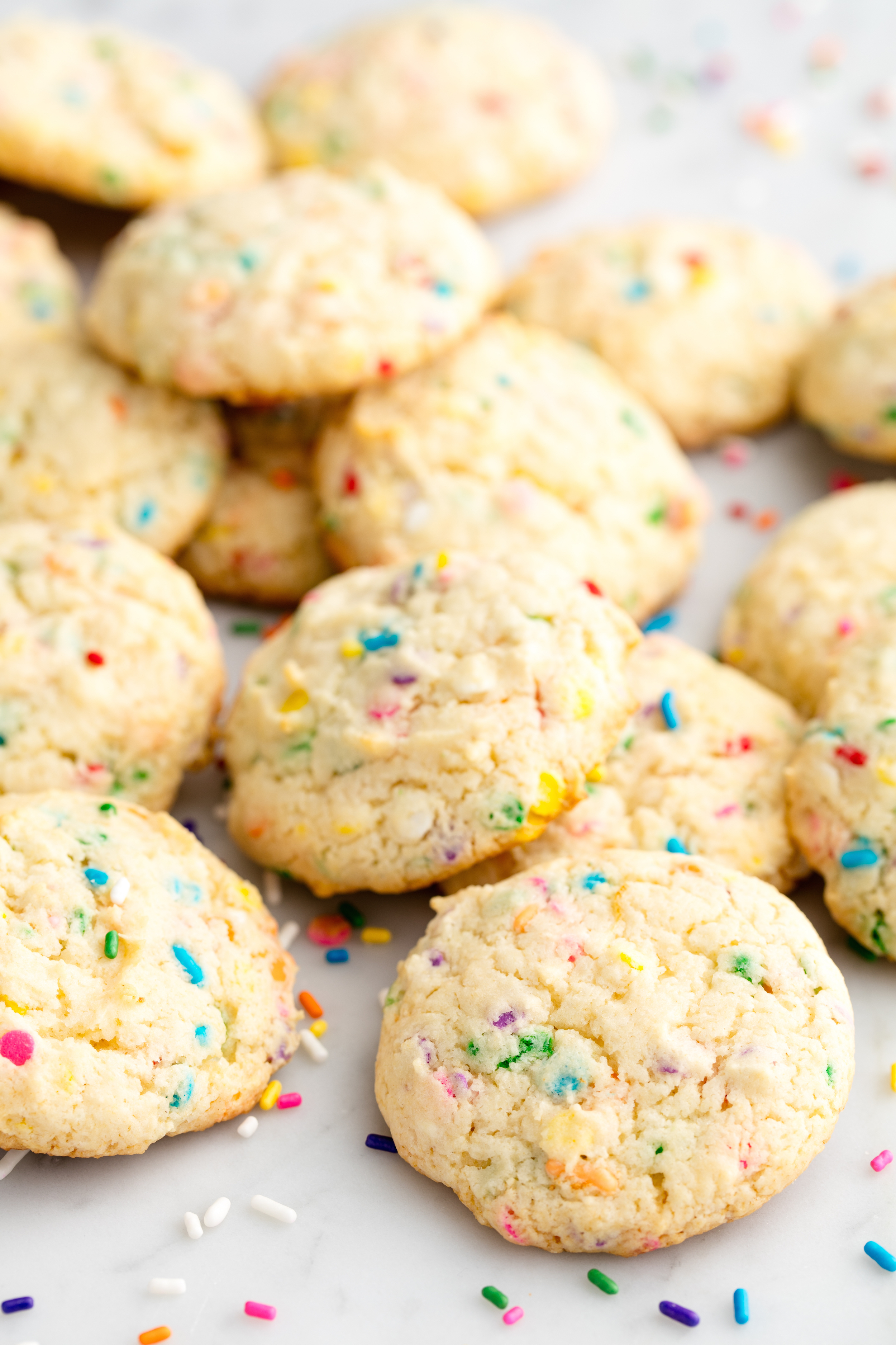 How To Make Cookies Using Cake Mix